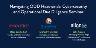 Cybersecurity and Operational Due Diligence Seminar