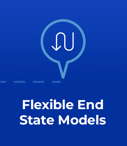 flexible end state