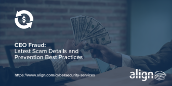 CEO Fraud phishing scam