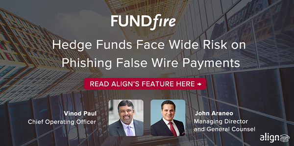 Align Featured in FundFire