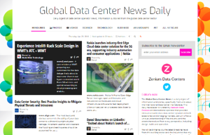 Data Center News, Data Center Design and Builduild