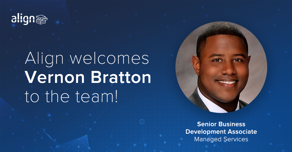 Align Welcomes Vern Bratton