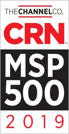 2019-MSP500-Award-Top Managed Service Provider