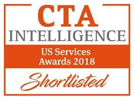 CTA Intelligence US Services Awards 2018, BEST CYBER-SECURITY SOLUTION, cybersecurity solution
