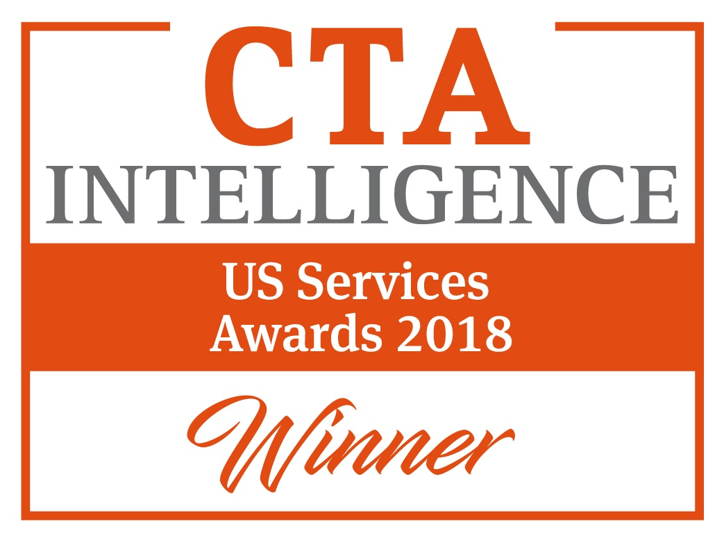 CTA INTELLIGENCE US SERVICES AWARDS 2018 WINNER, BEST CLOUD COMPUTING PROVIDER, Cloud Computing Services