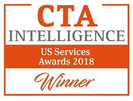 CTA Intelligence US Services Awards 2018 - WINNER LOGO-01
