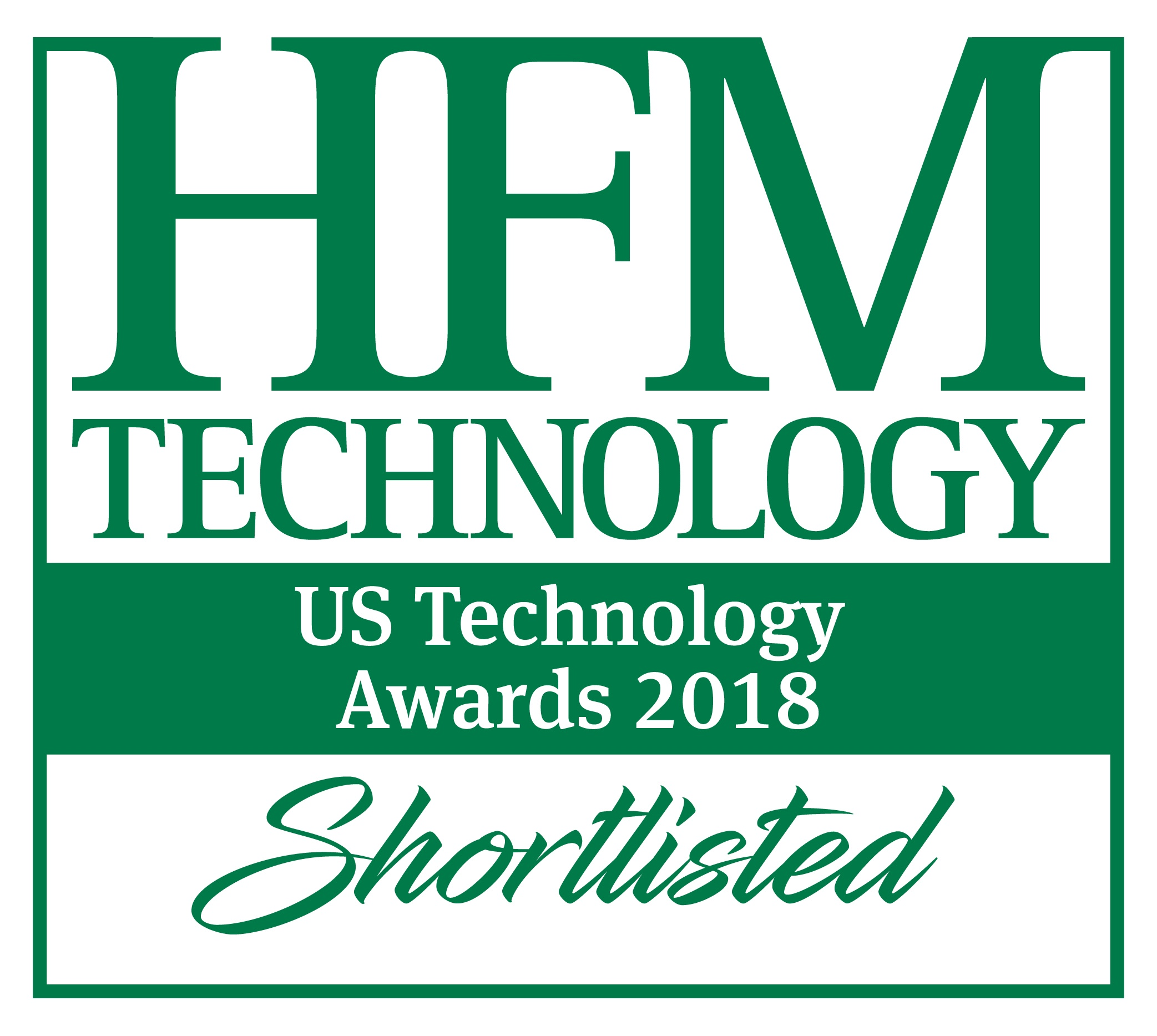 2018 US Hedge Fund Technology Awards Shortlisted