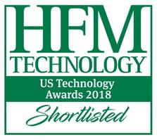 2018 US Hedge Fund Technology Awards Shortlisted