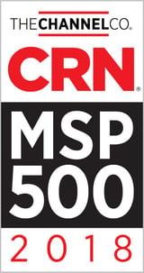 MSP 500 award, Security 100, Align Cybersecurity