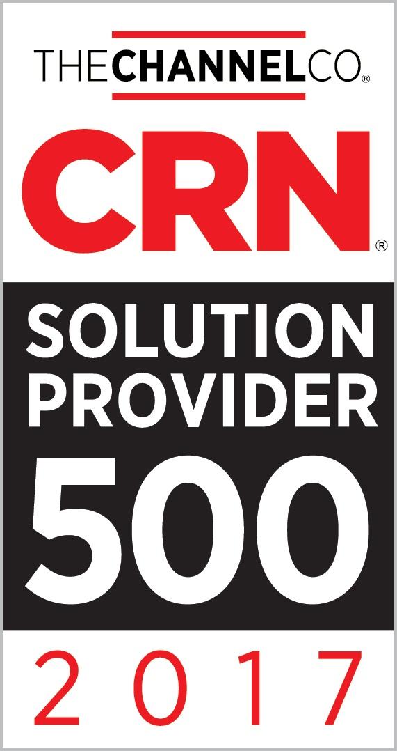 CRN SolutionProvider 500_2017