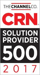 CRN Solution Provider 500, Managed Security 100 2017